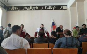 Массовые задержания в Симферополе: появились подробности