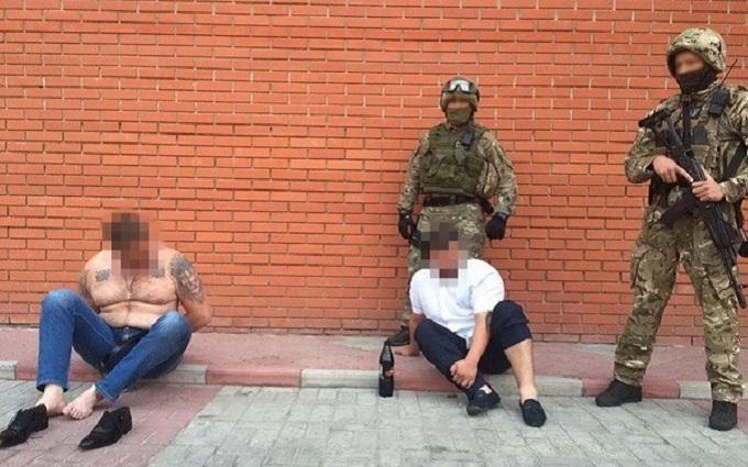 СБУ затримала банду кілерів: з'явилося яскраве відео
