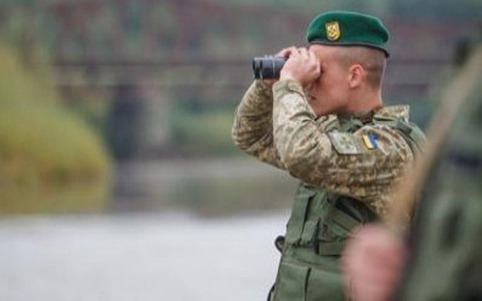 Український прикордонник врятував жінку від самогубства