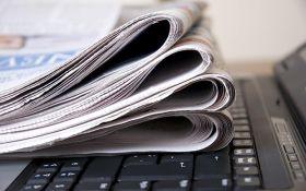 На звільненому Донбасі знайшли газету, що лає прихильників України: опубліковані фото