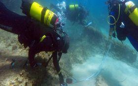 В Тунисе нашли античный город, затопленный цунами около 1700 лет назад: видео