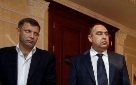 Поговорим о разном: Захарченко и Плотницкий приглашают Савченко к себе
