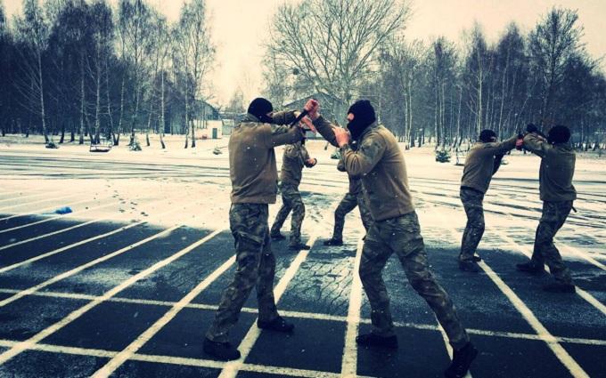 Первые спецназовцы Нацполиции закончили подготовку: опубликованы фото