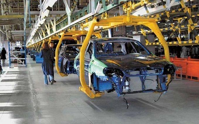 Автопроизводство вгосударстве Украина выросло практически наодну вторую
