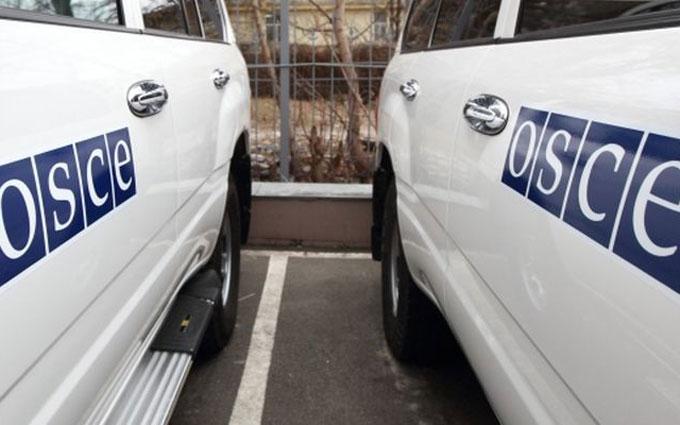 Інцидент з бойовиками ДНР і спостерігачами ОБСЄ стався на Донбасі