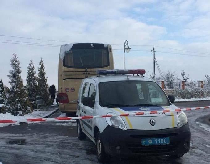 МЗС України засудило провокацію зпольським автобусом уЛьвівській області