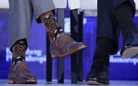 Джастін Трюдо знову здивував своїми шкарпетками