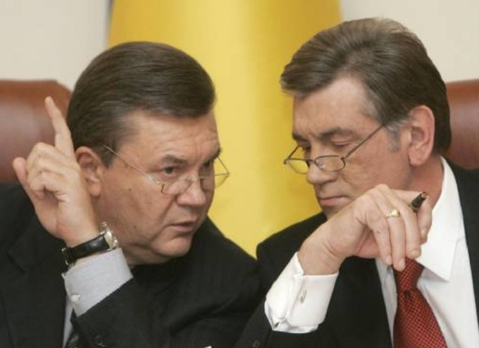 Москаль назвав суму, яку Ющенко отримав за здачу влади Януковичу