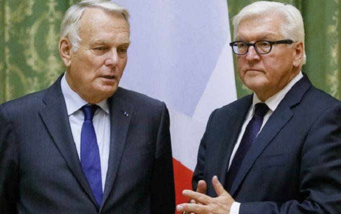 Посланцям Меркель і Олланда на Донбасі пояснили три речі: з'явилися фото