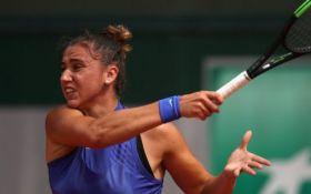 Гштаад (WTA). Соррибес-Тормо — первая полуфиналистка