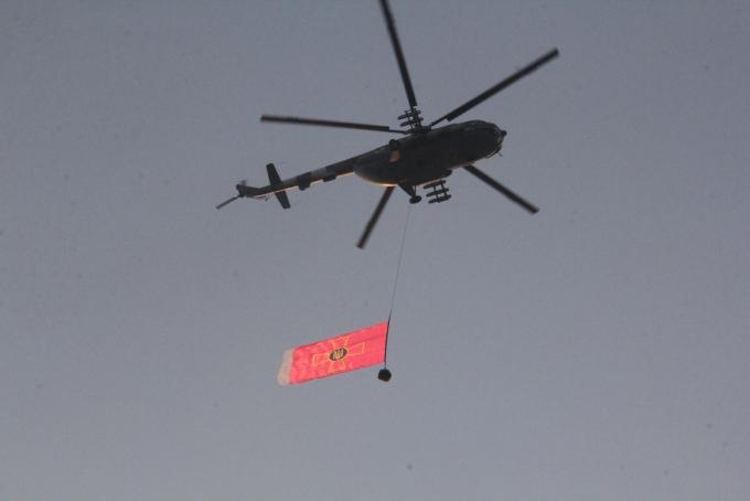 Ракеты, танки и авиация: опубликованы зрелищные фото и видео репетиции парада в Киеве (10)