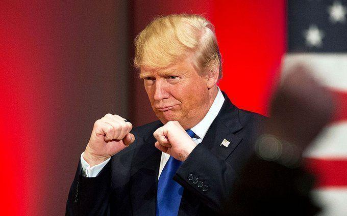 Як Гройсман Трампа валив