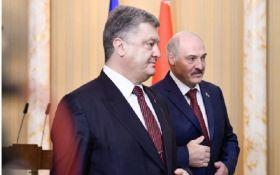 Порошенко рассказал об обещании Лукашенко относительно российско-белорусских военных учений