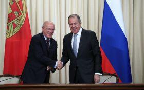 У нас общие интересы: Португалия неожиданно выступила за дружбу с Россией