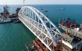 Відкриття Кримського мосту: стала відома дата
