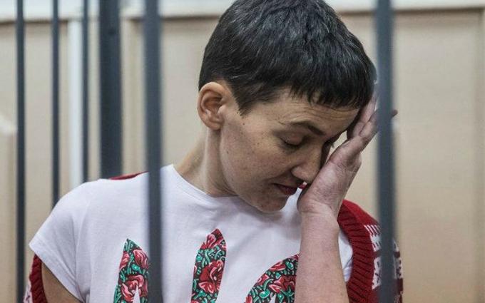В России признались, где будут держать Савченко после объявления приговора