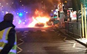 У Великій Британії на Різдвяному ярмарку стався вибух