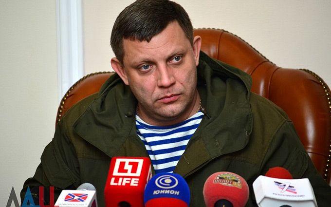 Главарь «ДНР» боится встречаться сНадеждой Савченко вКиеве