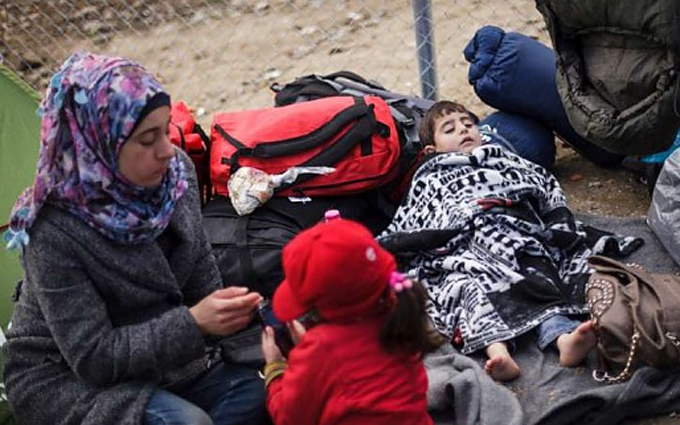У Италии и Германии появился план решения проблемы мигрантов
