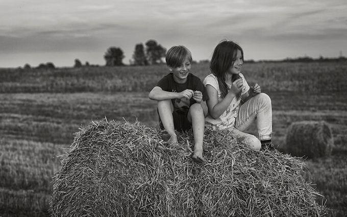 Мама сняла идеальные летние каникулы своих детей: опубликованы фото