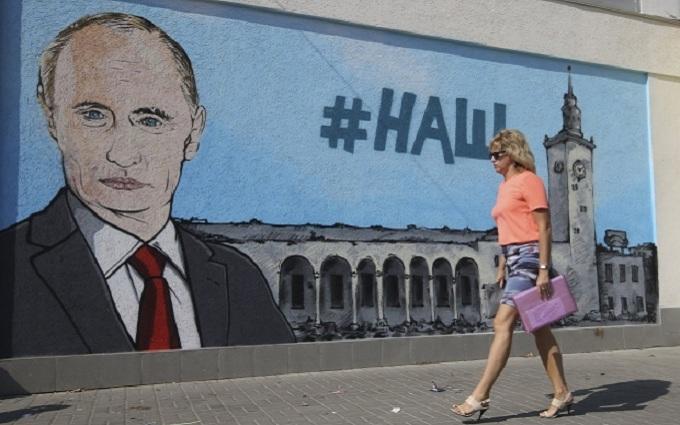 Украинцы поверили в агрессивные планы Путина - опрос