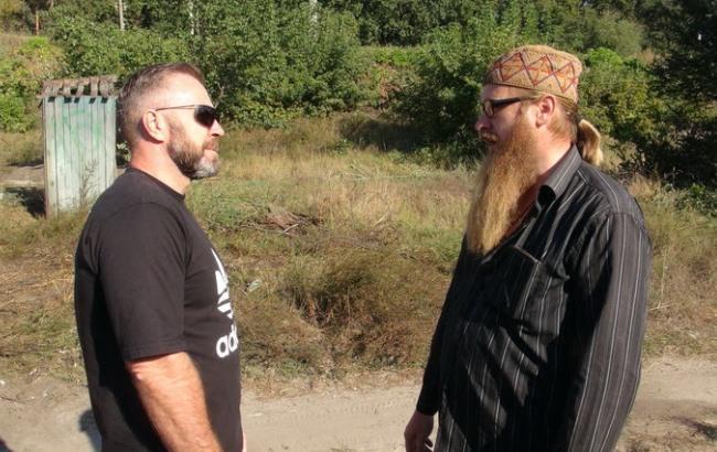 На Київщині місцеві жорстко обійшлися з Московським патріархатом: з'явилися фото і відео (1)