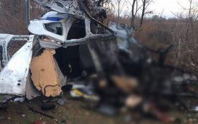На Донбассе взорвали автомобиль полиции, есть погибший