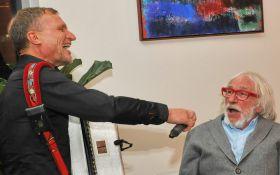 Пьер Ришар помог Скрипке спеть его легендарный хит: опубликовано видео