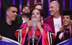 Победительница Евровидения-2018 едва не осталась без награды: известны подробности