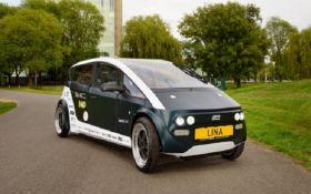 В Нидерландах создали автомобиль, который разлагается естественным путем: появилось видео