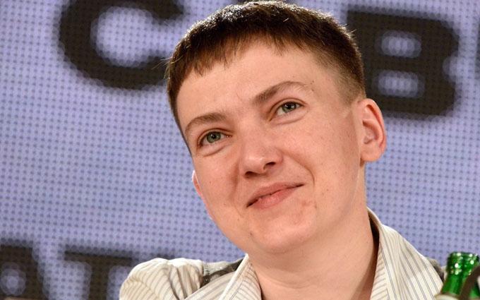 Маячня собача: Савченко роз'яснила, чи хоче зайняти місце Порошенка