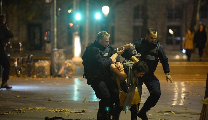В Австрии задержали сообщников парижских террористов