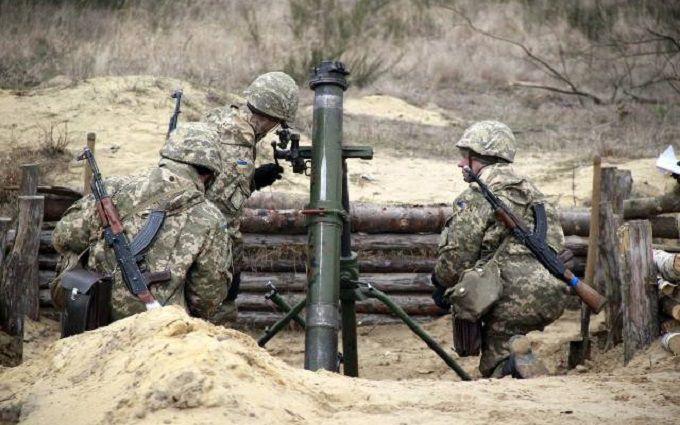 Как работает артиллерия в зоне АТО: в сети показали впечатляющее видео