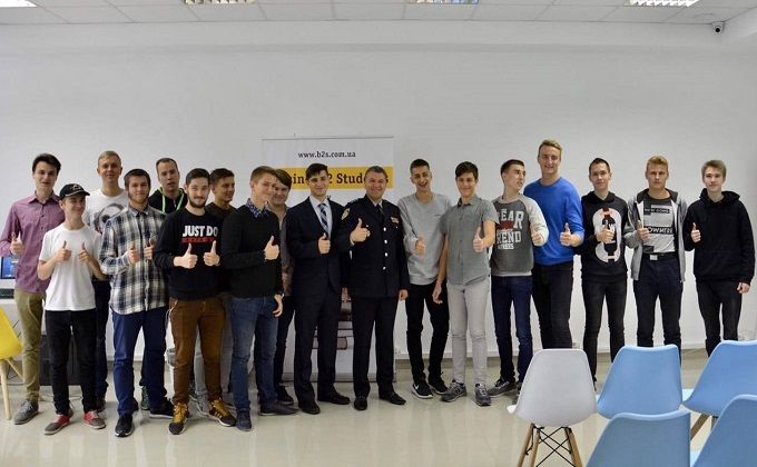 В киевском вузе начался открытый турнир по киберспорту