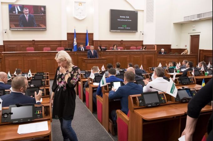 Кличко анонсировал строительство «Украинский Диснейленд» вГидропарке