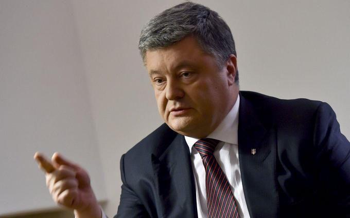 Порошенко назвал сроки запуска 4G в Украине