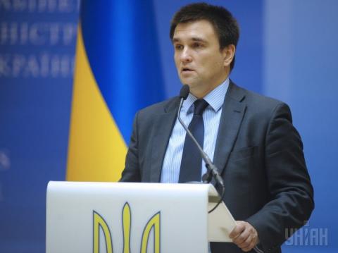 Санкції, енергетика і повернення Криму. Що обговорював Клімкін у Вашингтоні (1)