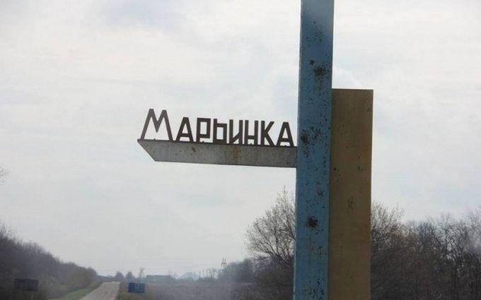 ВМарьинке врезульте обстрела боевиков получил ранение мужчина