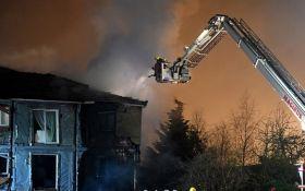 В Лондоне прогремел взрыв в жилом доме: появились фото, видео и подробности