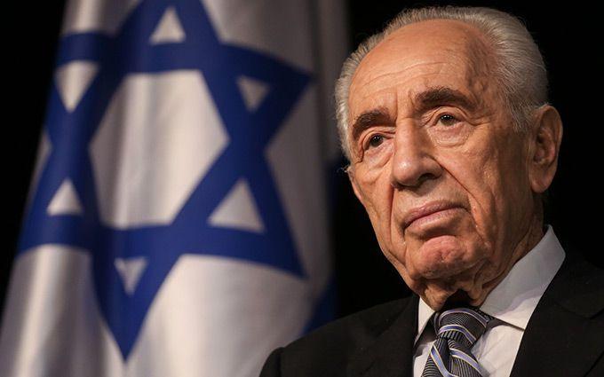 На похороні екс-президента Ізраїлю відбулася знакова подія: з'явилося відео