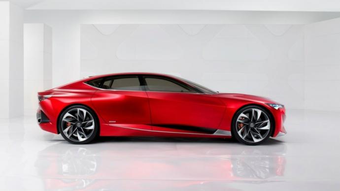 Acura представила 5,2-метровий хетчбек Precision (4 фото) (1)