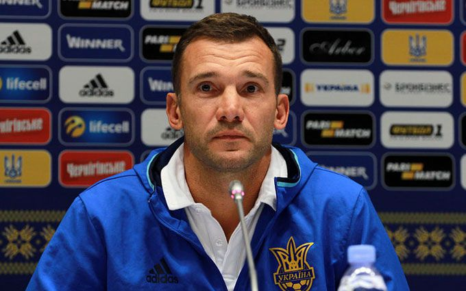 Шевченко розповів про завдання збірної України на матчі з Туреччиною і Косово