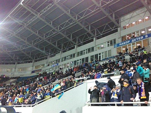 Украина - Кипр - 1-0: тяжелая победа в первом матче Шевченко (6)
