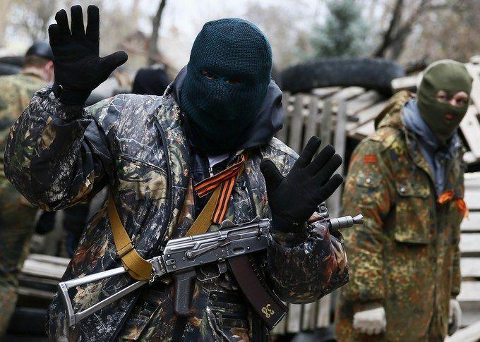 В ряды боевиков на Донбассе набирают местных жителей с судимостью, - Минобороны