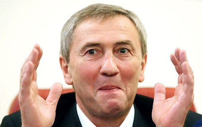 Черновецкий провалил выборы в Грузии: в сети появилась шутка