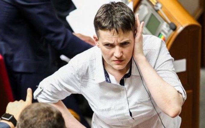 """Савченко прийшла на """"Океан Ельзи"""" і почула пісню на свою честь: опубліковане фото"""