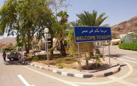 Израиль закрыл границу с Египтом