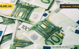 Курс валют на сьогодні 19 вересня: долар подорожчав, евро дорожчає