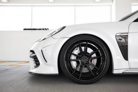 Porsche Panamera від Mansory на дисках ADV.1 Wheels (12 фото) (8)