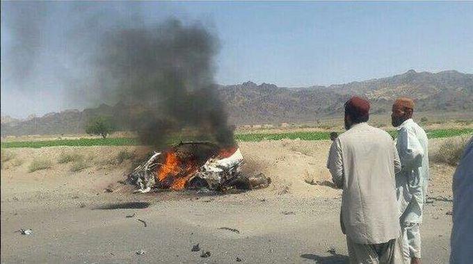 Гучна ліквідація ватажка Талібану: з'явилися фото (1)